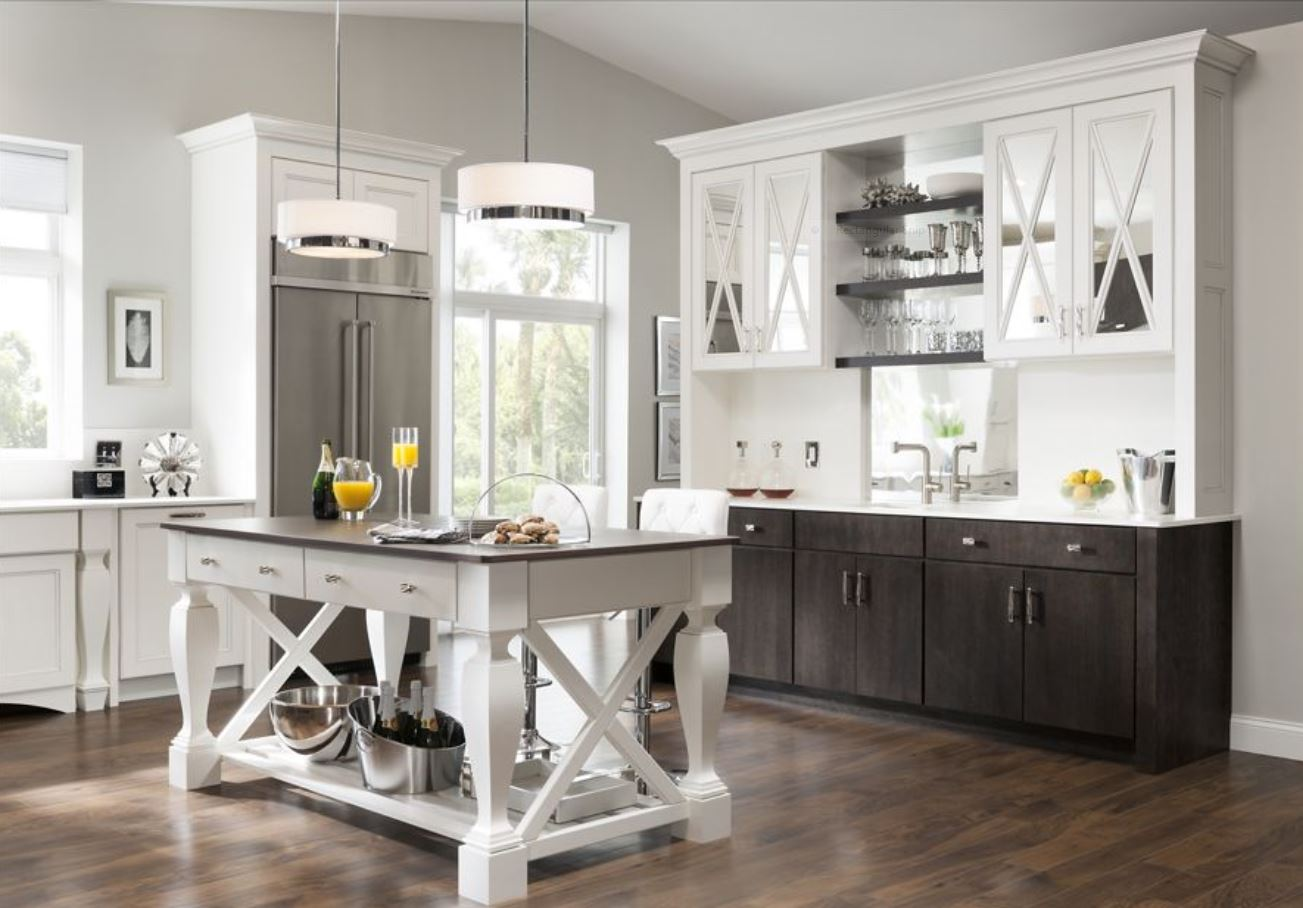 Laminate Flooring In The Kitchen: The Pros & Cons